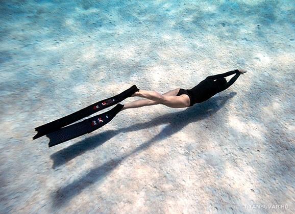 Titán Apnea és freediving búvár tanfolyam • Október 1-2.