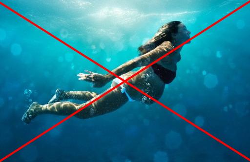 Snorkeling terhesen