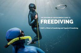 Freediving, Apnea búvárkodás alapok kezdőknek