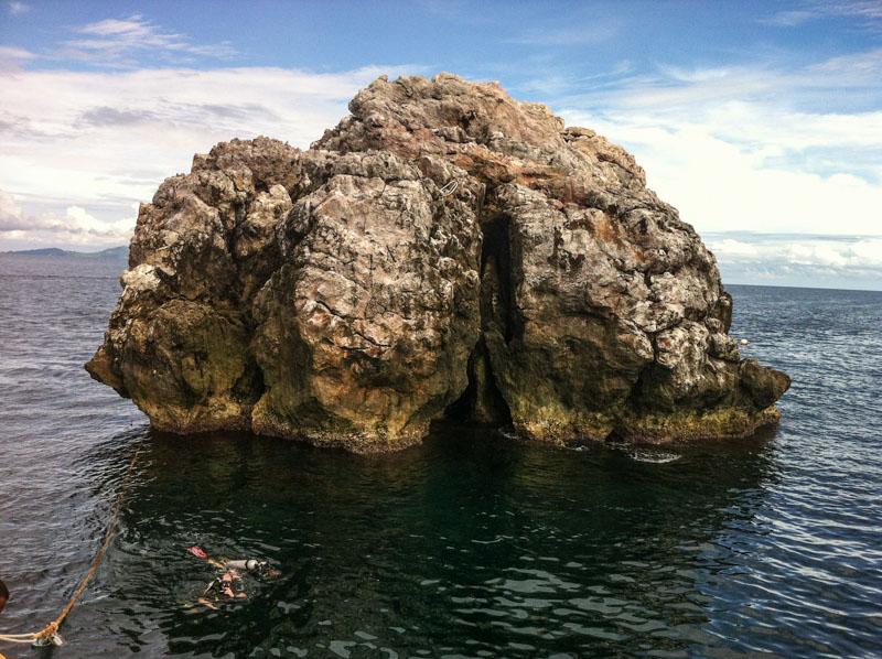 búvárkodás, sail-rock, thaiföld
